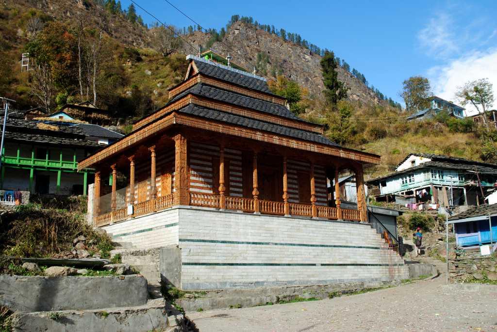 Jamdagni Rishi Temple Tosh