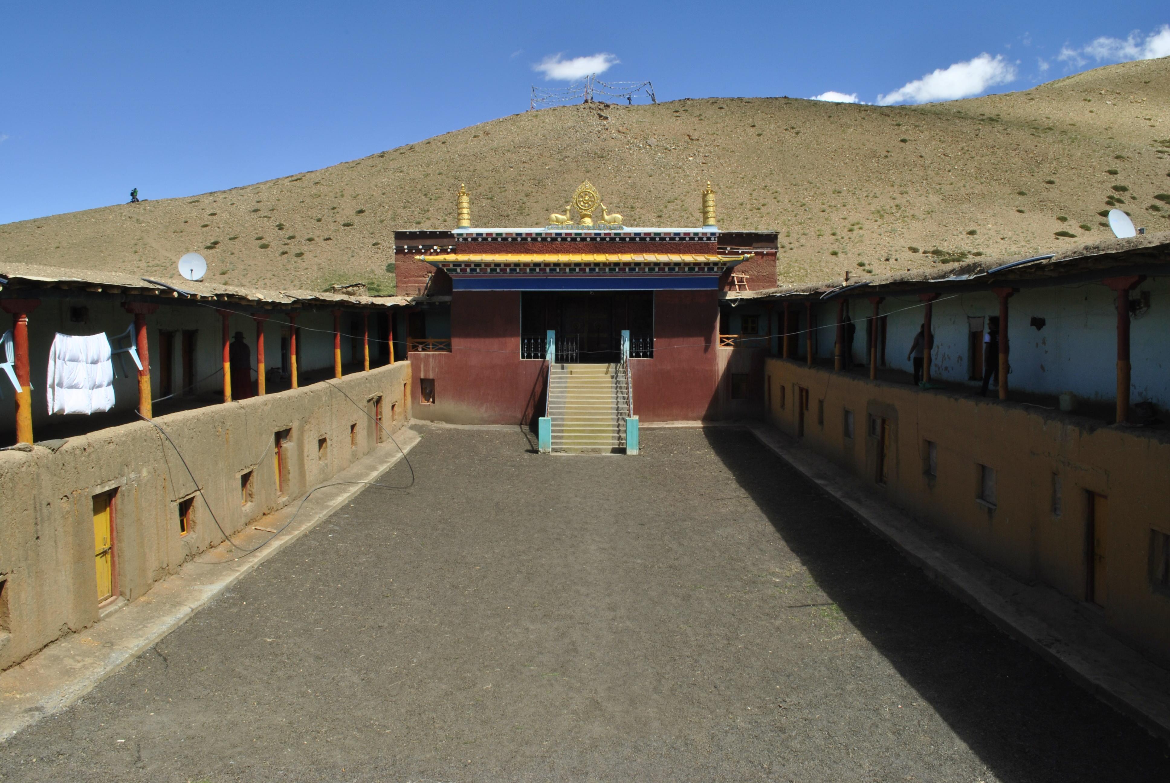 Komic Monastery, Spiti Valley