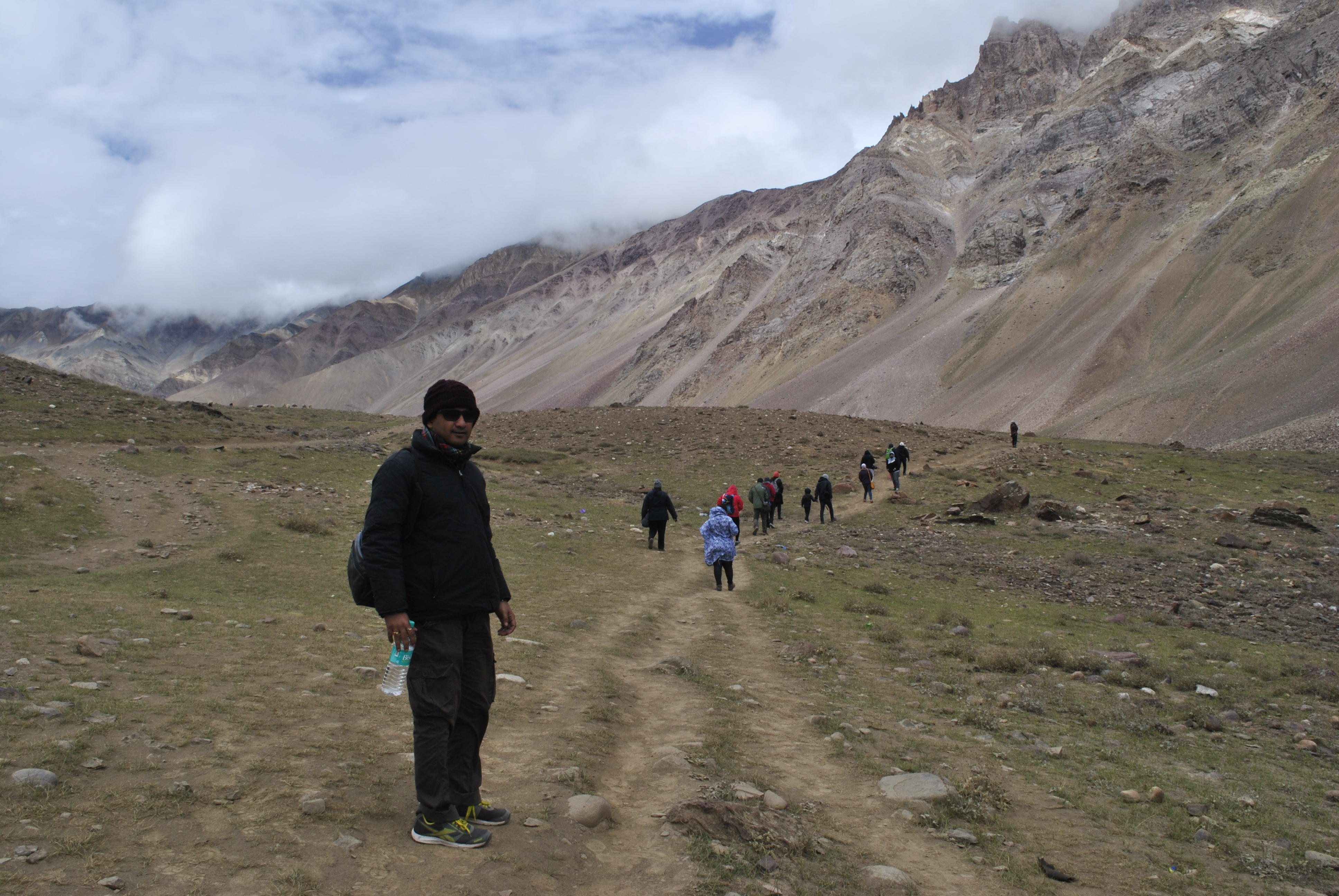 Trek to Chandrataal lake