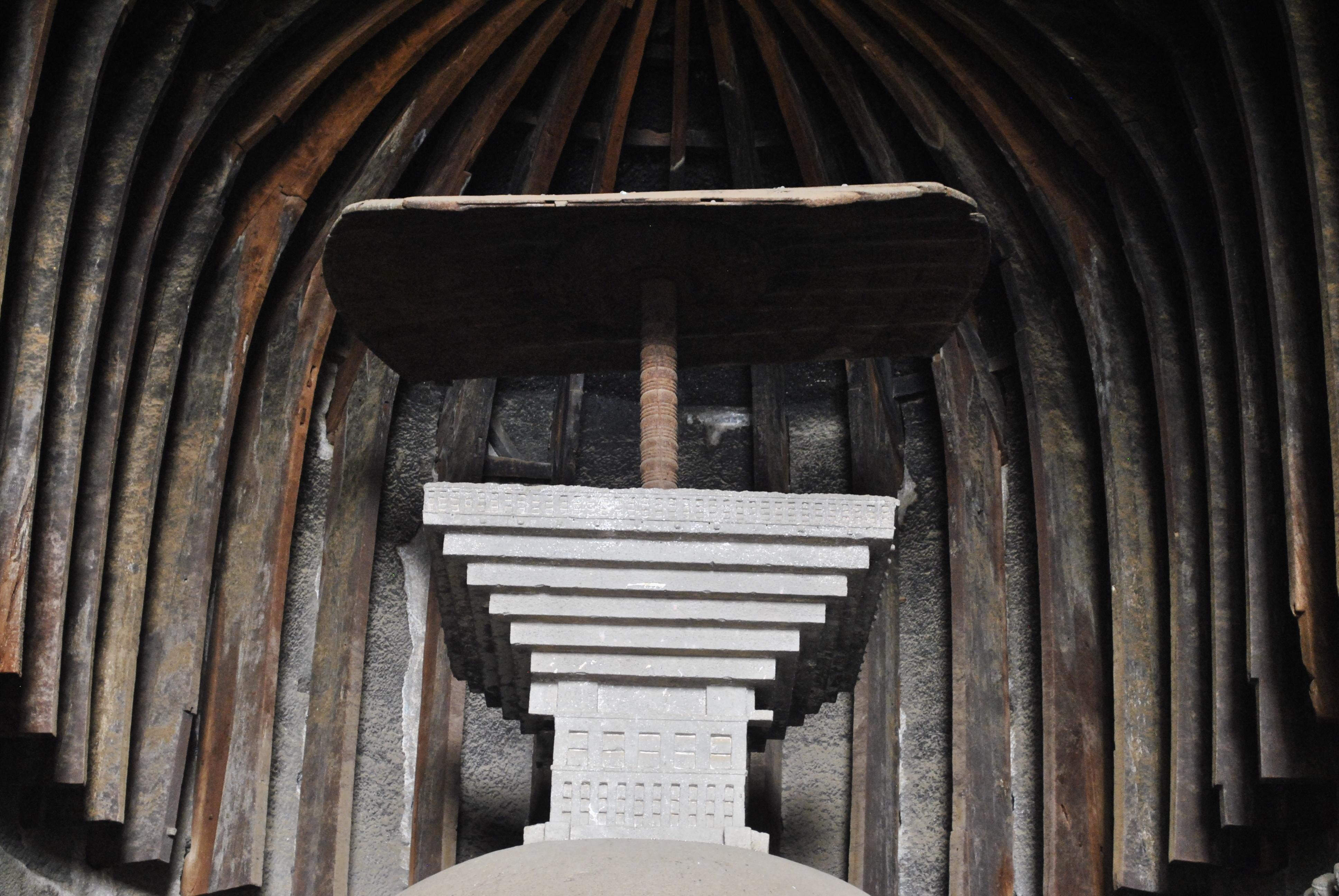 Sanctum Sanctorum Karla Caves