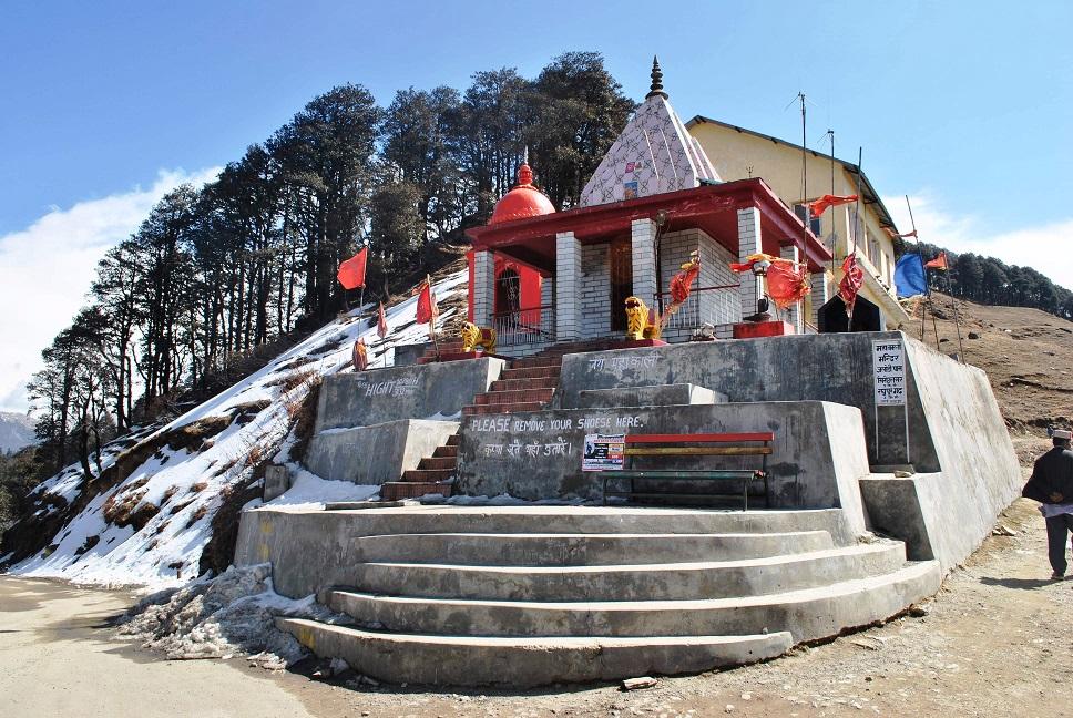 Jalori Mata Temple