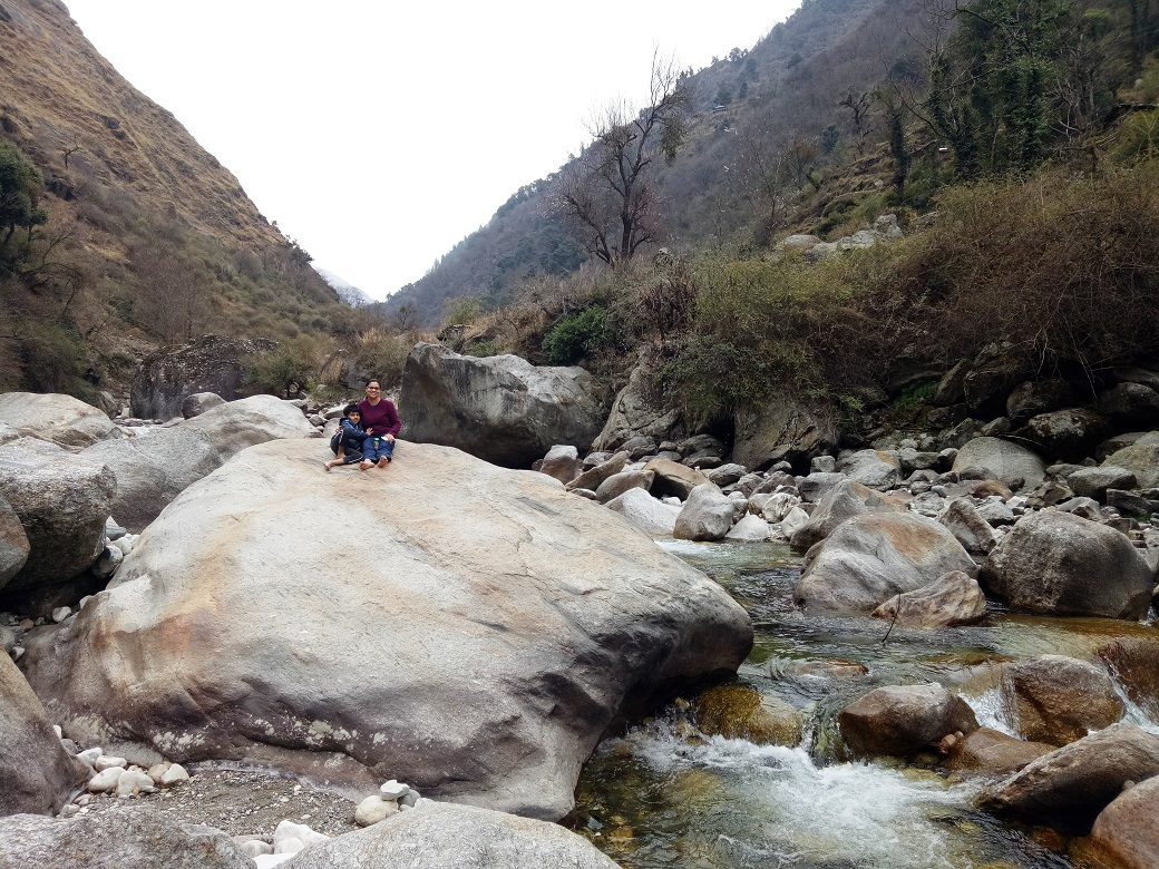 Great Himalayan National Park Trek Route