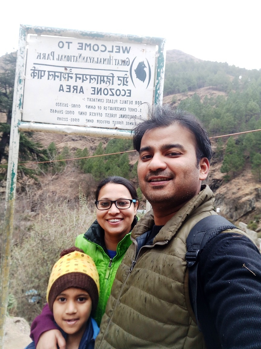 Great Himalayan National Park Trek