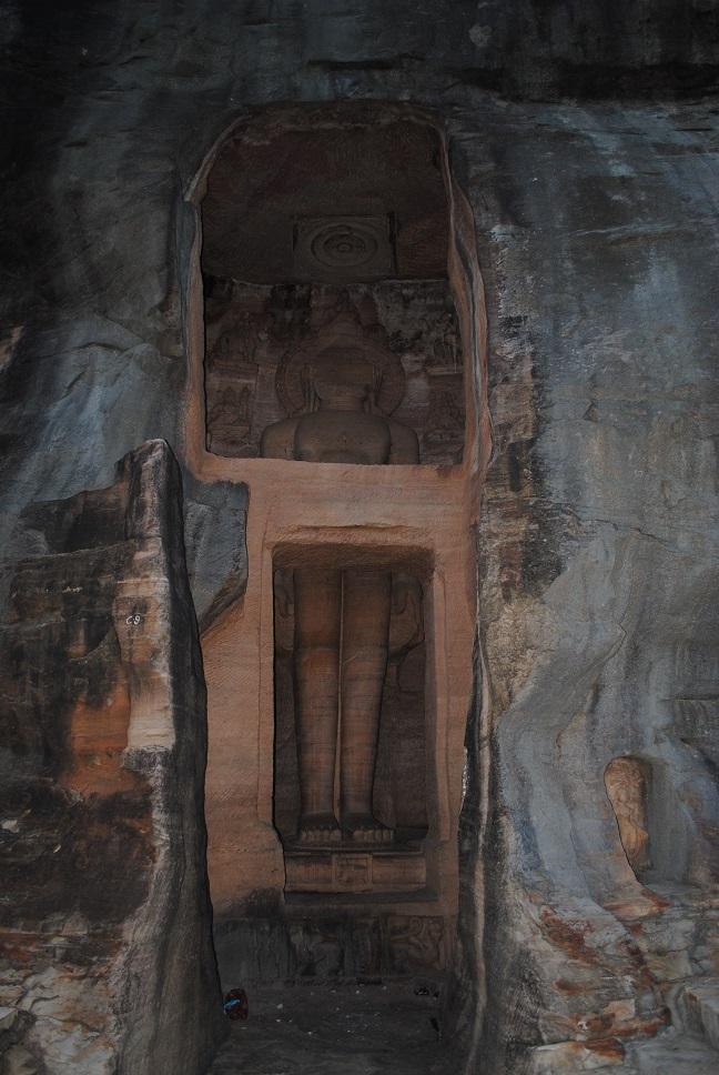 Gopachal & Siddhachal Jain monuments