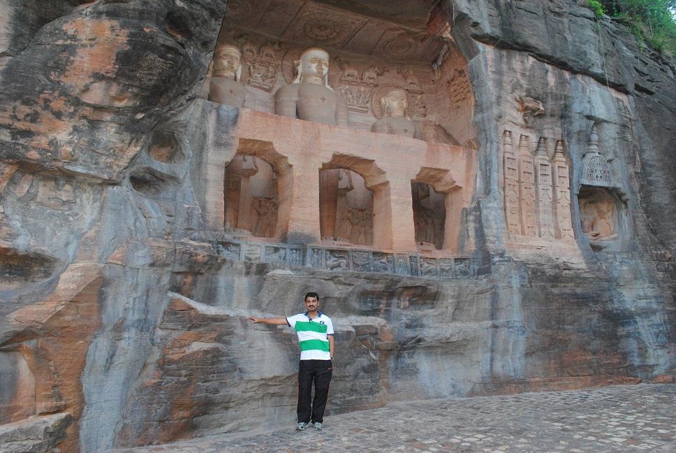 Gopachal Jain monuments