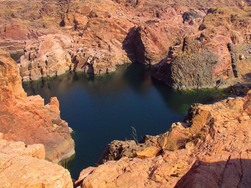 Raneh river canyon