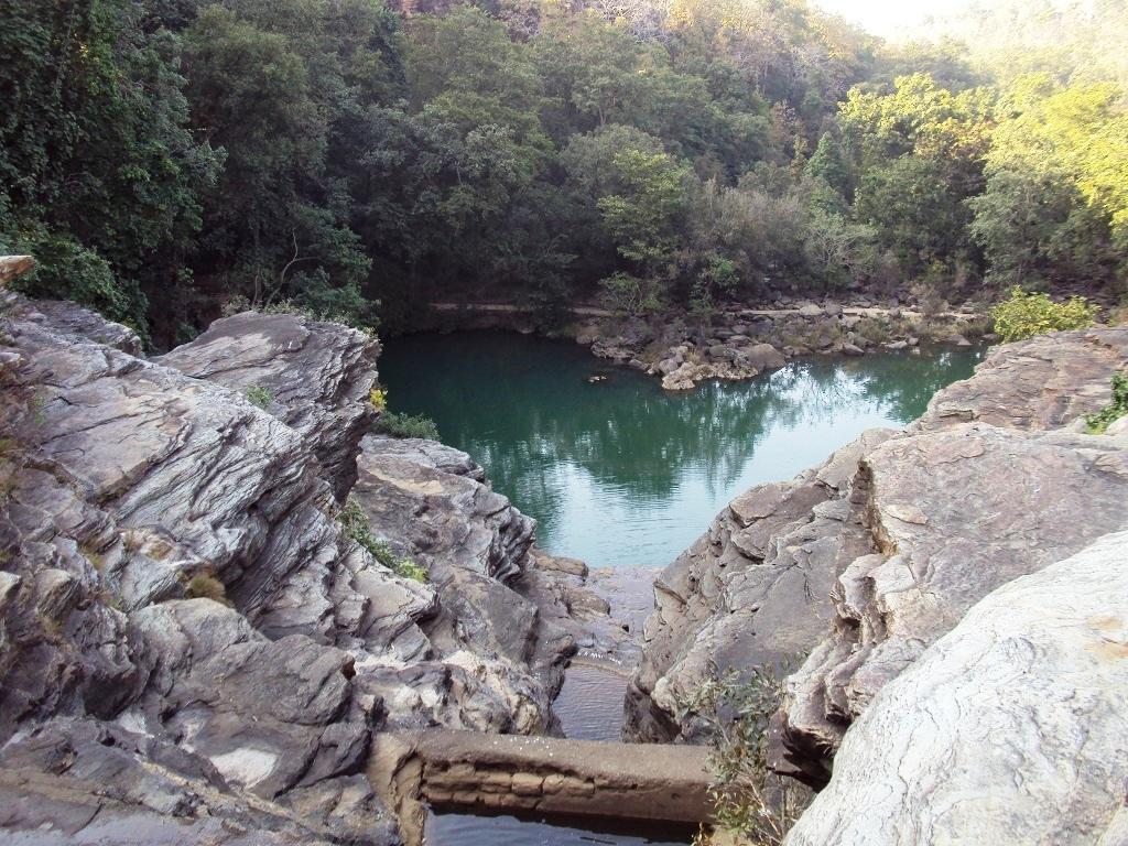 Pandav falls khajuraho