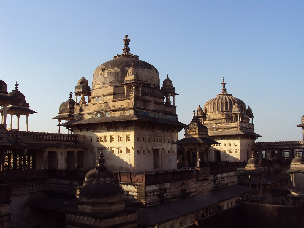 Jahangir Mahal Orccha