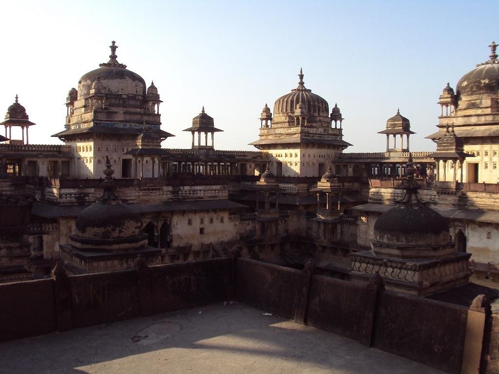 Raj Mahal Orccha
