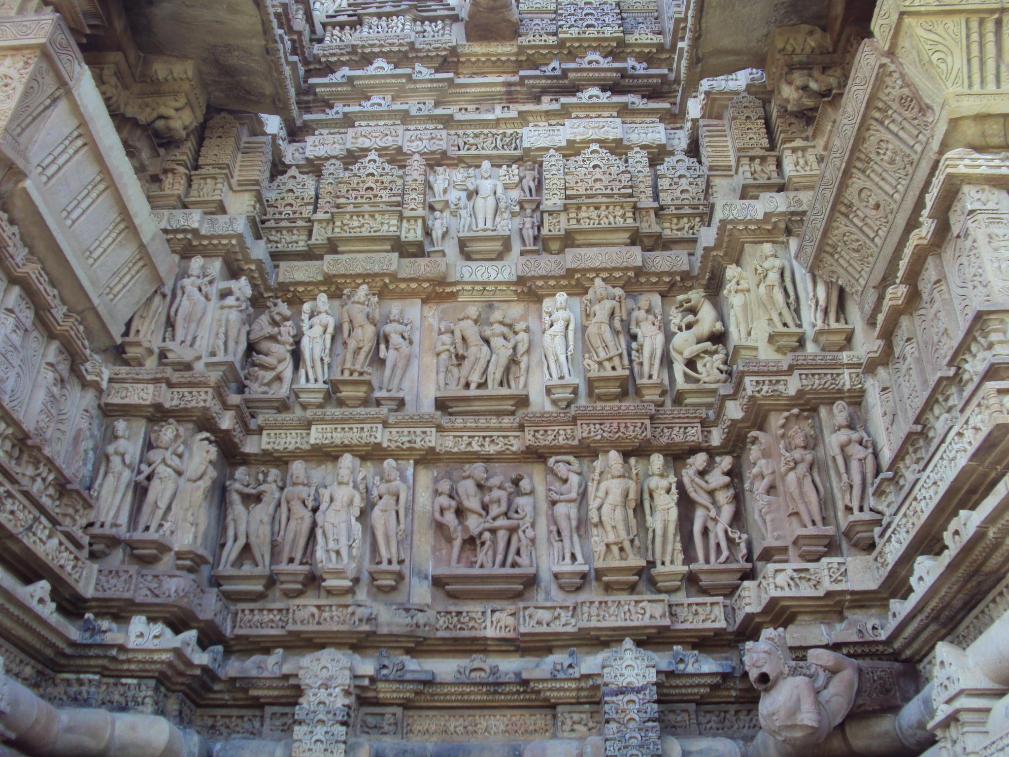 Erotic Sculptures Khajuraho