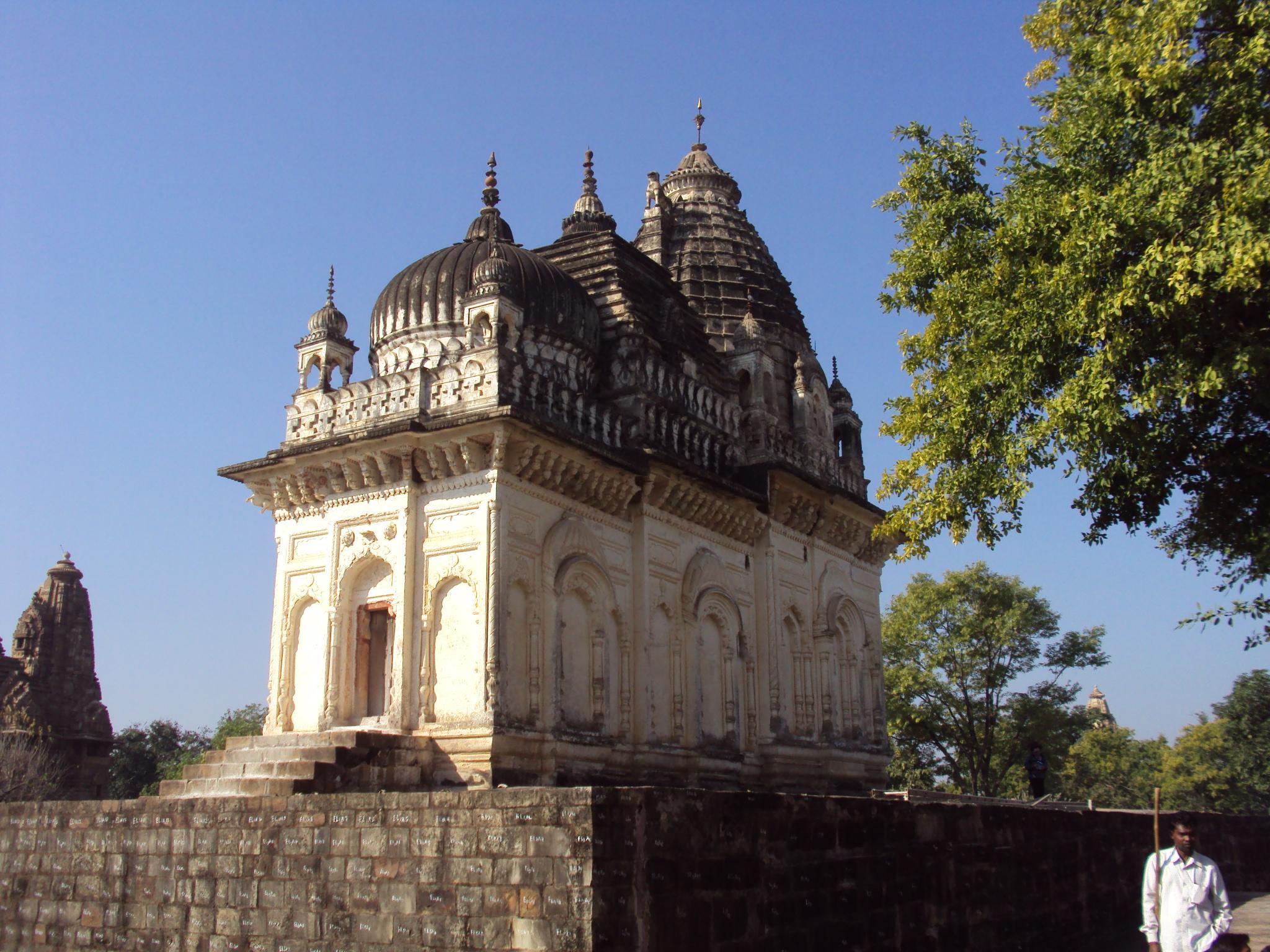 Temple of Unity Khajuraho