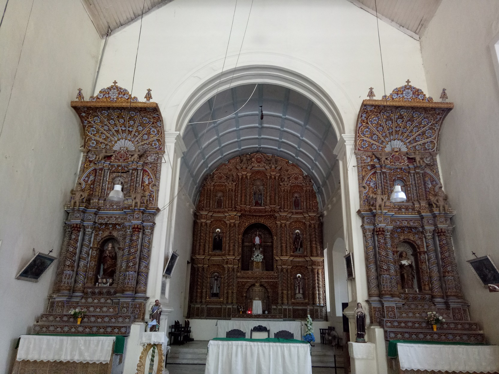 Bom Jesus Church, Daman
