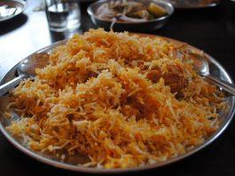 Lucknow biryani
