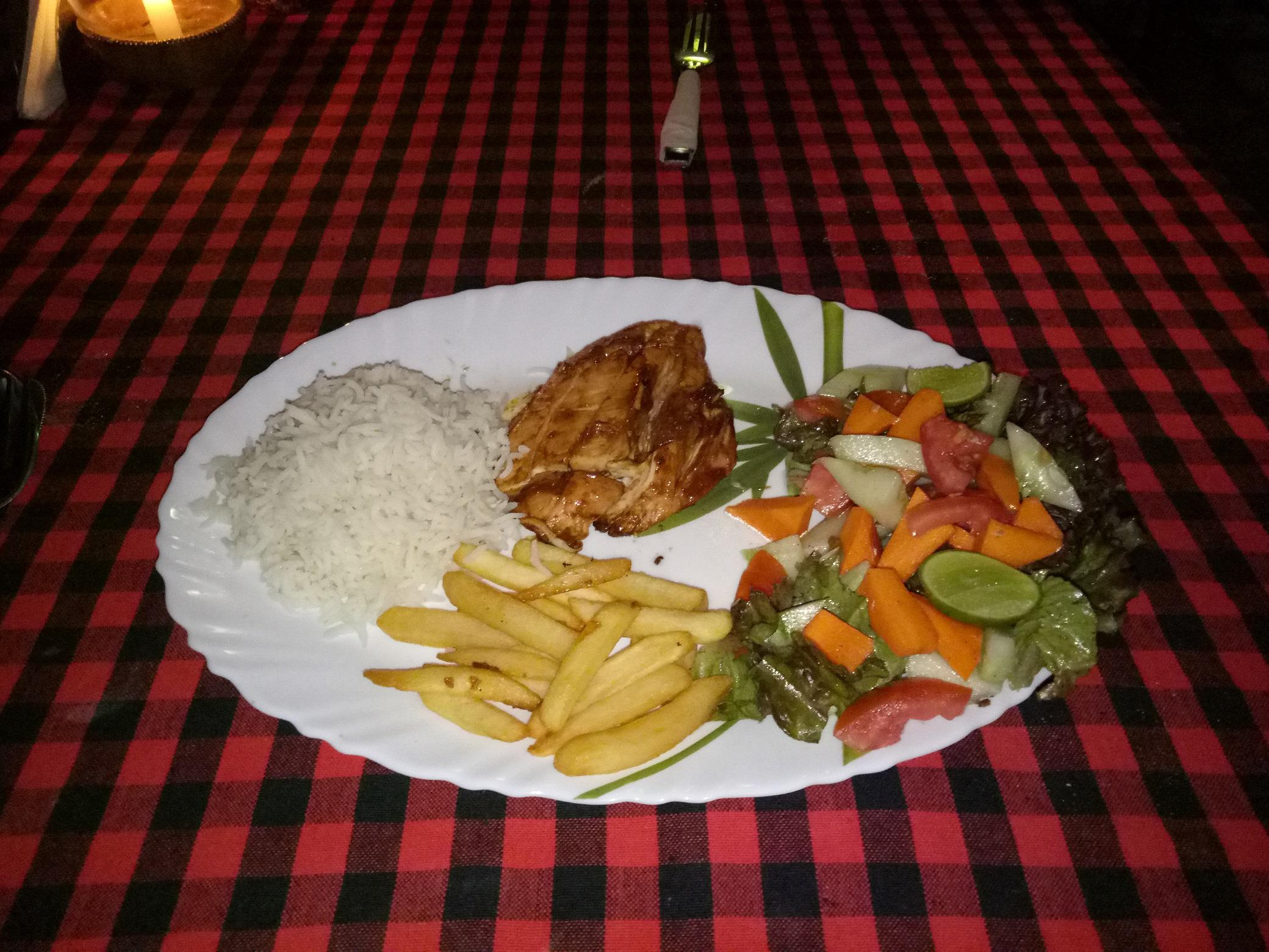 Dreamland Restaurant Agonda