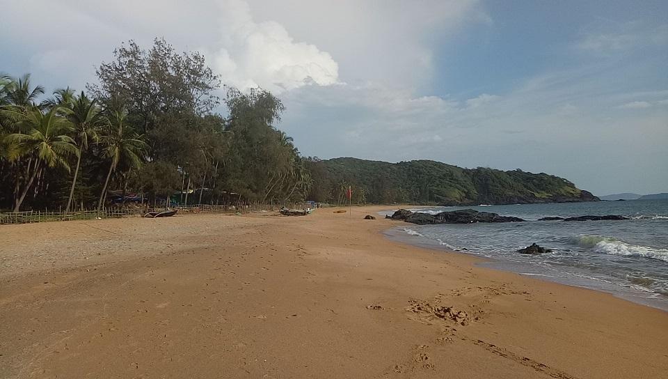 pollem beach goa