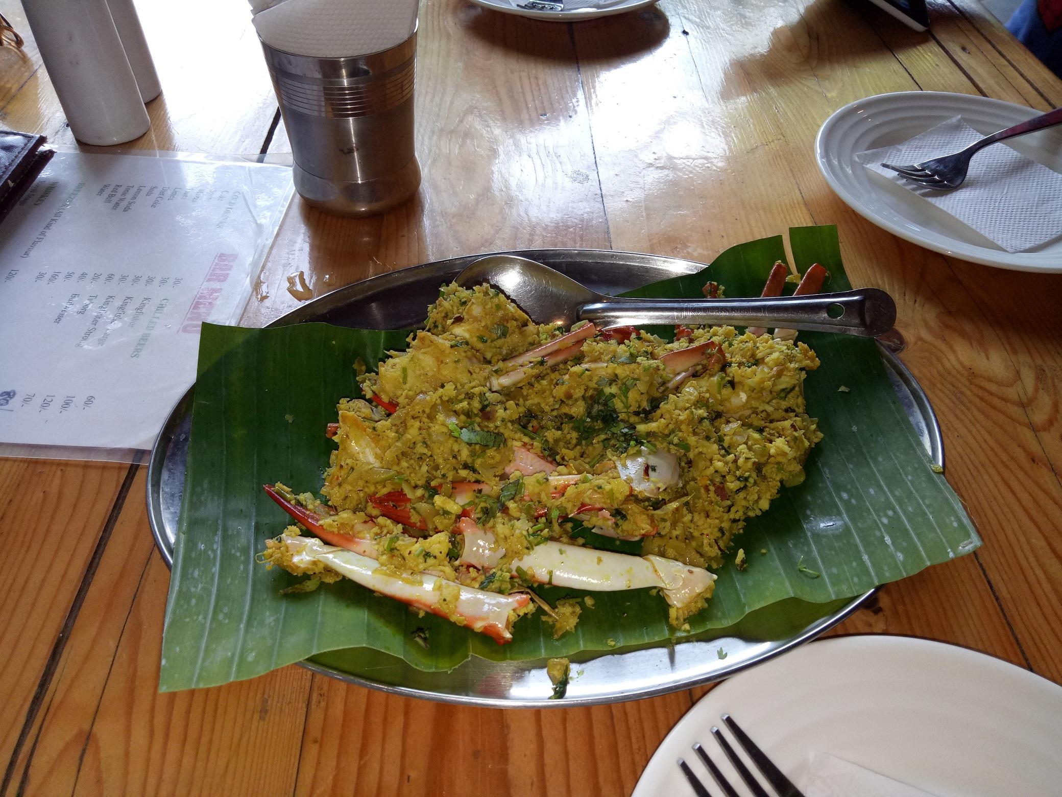 Sumaya Restaurant Palolem